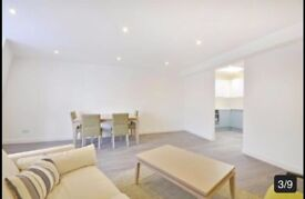 Brand new Interior designer 2 bed flat in Finchley Road NW3 6EH