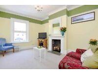 Gorgeous 2 double bed Victorian flat SURBITON