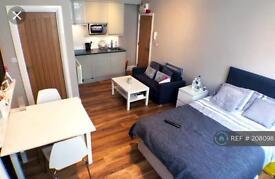 Studio flat in City Centre, Newcastle Upon Tyne, NE1