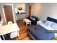 Studio flat in City Centre, Newcastle Upon Tyne, NE1