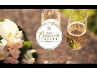 VIP Big Prosecco Festival tickets x2 (Brighton)
