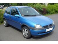 Looking for a Corsa B