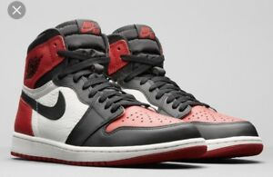 LOOKING FOR DS SIZE 12 BRED TOE 1s - B.P. NEGOTIABLE