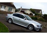 Top spec BMW 530d m-sport auto LOW MILES 88k PX focus rs