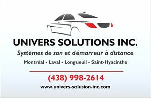 INSTALLATION PROFESSIONNEL AUTO RADIO,HID XÉNON & LED int/ext West Island Greater Montréal image 9