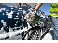 Cleaning worker needed in car wash