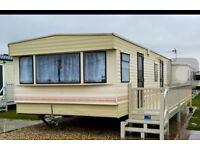 6 berth caravan for rent in Skegness