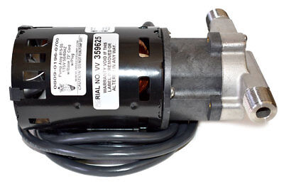 March Brewing Beer Pump 815-ss 115v 5060hz W Base 6 Cord