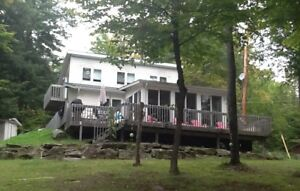 For Rent - 2 bedroom, waterfront, near Calabogie