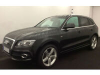 Audi Q5 S Line Plus FROM £77 PER WEEK!