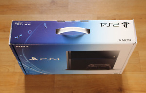 PlayStation 4 in excellent condition with downloaded PS4 games