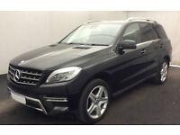 Mercedes-Benz ML250 FROM £119 PER WEEK!