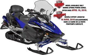 2017 Yamaha rsventure tf le