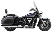 2015 Yamaha V-STAR 1300 Tourer