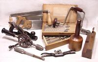 WOODWORKING HAND TOOLS call 829-3358
