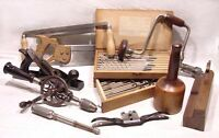 Modern, Vintage and Antique woodworking tools CALL 829-3358