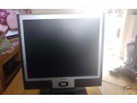 """19"""" TFT LCD monitor"""