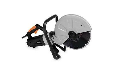 Electric Concrete Saw Portable Cutter Circular Cut Corded Blade Brick Masonry