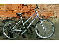 Ladies Falcon Hawaii aluminium frame bike