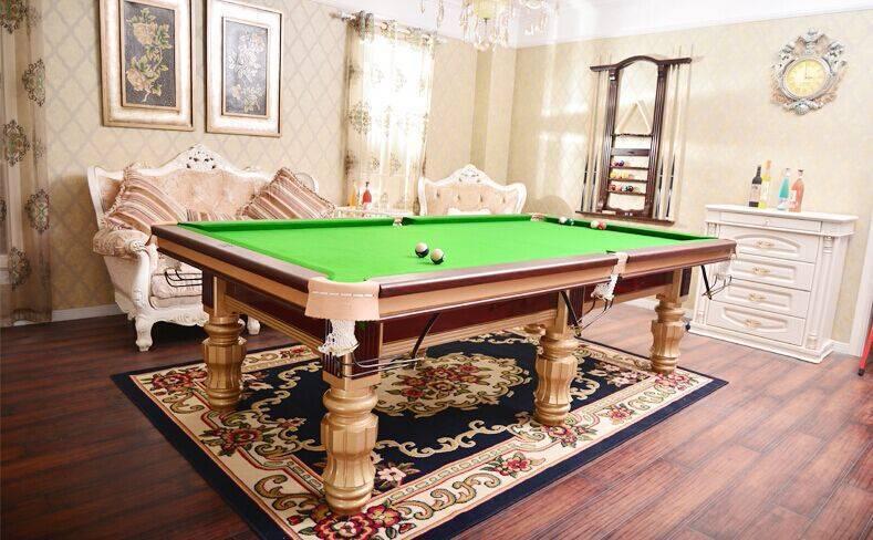 Brand New Pool Table Ball Pingpang Table Unassembled - Brand new pool table