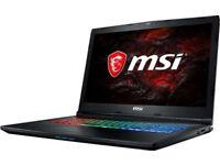 MSI 17inch Leopard Pro GP72MVR Full HD i7-7700HQ 8GB 1TB + 128GB SSD GTX 1060 3GB Gaming Laptop