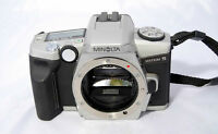 Minolta, Minolta and more Minolta camera bodies warranty!