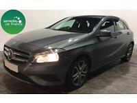£240.21 PER MONTH GREY 2013 MERCEDES-BENZ A180 1.8 SPORT DIESEL AUTO