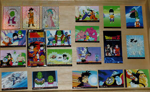 Dragonball Z cards ... in excellent condition .. Cambridge Kitchener Area image 1