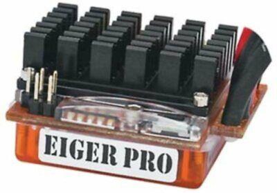Novak Eiger Pro 2S/3S Brawler Brushed/Brushless ESC NOV1836