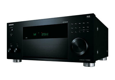 Onkyo TX-RZ820 SCHWARZ 7.2-Kanal AV Netzwerk Receiver THX* TX RZ 820 *NEU* TX-RZ
