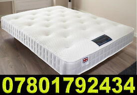 DOUBLE OR KING SIZE NEW MATTRESS 02129