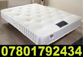 BANK HOLIDAY SALE MATTRESS BRAND NEW SINGLE OR DOUBLE OR KING SIZE