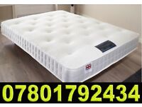 MATTRESS BRAND NEW SINGLE OR DOUBLE OR KING SIZE