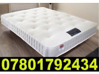 BANK HOLIDAY SALE MATTRESS BRAND NEW SINGLE OR DOUBLE OR KING SIZE 4012