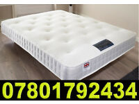 DOUBLE OR KING SIZE NEW MATTRESS 743