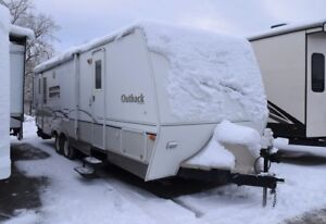 2006 Outback - Travel Trailers 27RSDS