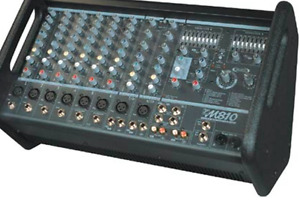 Looking for 8 or 9-Channel Powered Mixer