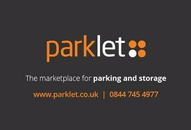 Secure Parking Space in Shoreditch, N1, London (SP33940)