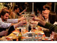 Italian Ristorante wanting /Waiter, Waitress, Cameriere, pizzaiolo, pizza chef! for restaurant