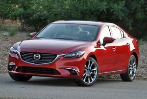 2016 Mazda 6 GS-L Sedan - 1200$ incentive