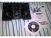 Herculess DJ Controller usb mixer