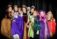 Princess Parties at the BEST PRICES