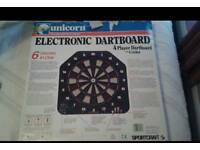 Unicorn eletronic dartboard