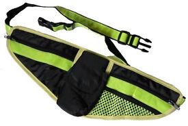Joblot Wholesale 100x Hi-Viz Sports waist bag /Running Bum Bags