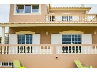 4 Bedroom Villa , Meia Praia, Algarve, Portugal - Holiday Rental