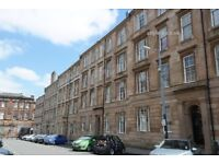 2 bed flat Glasgow West End - 18 Willowbank Street - Ground Floor - Available 2nd July