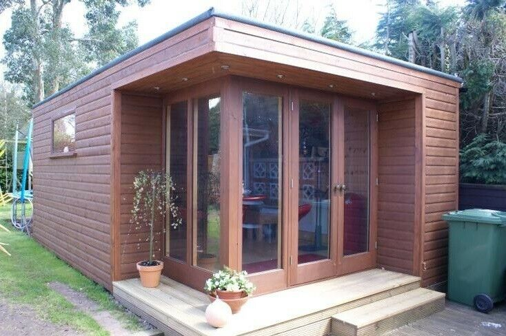 Bespoke Timber Cabins Home Offices, Gym, Family Room or Extensions