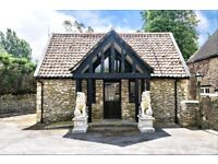 Charactor single storey office @ 1577sq ft. Village location, Nr Frome