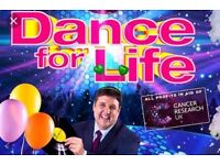 2 tickets for Peter Kay's Dance for Life tomorrow night (Saturday 25th Mar)