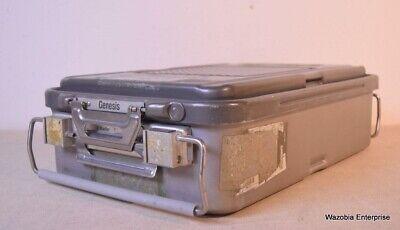 V. Mueller Allegiance Genesis Carefusion Sterilization Container Tray